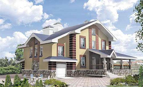 Коттеджи и зародные дома в Бобруйске