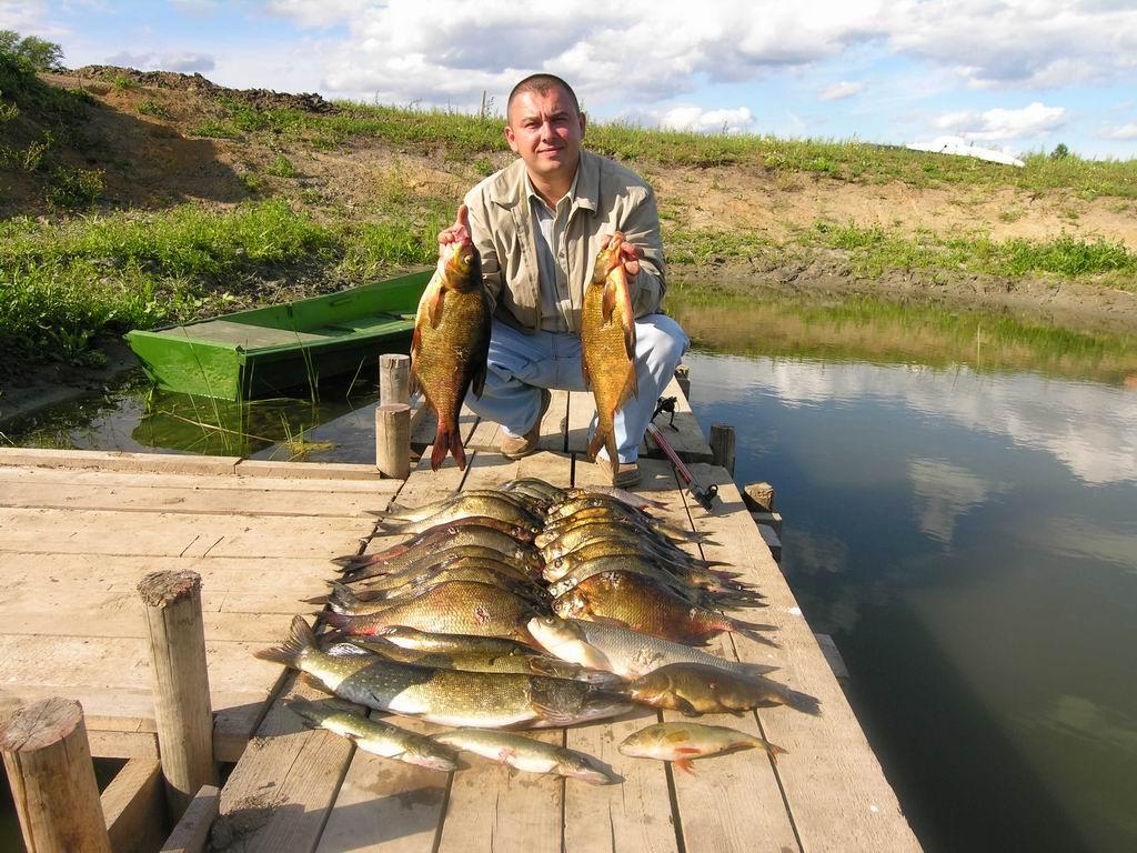 рыбалка на реке пойма красноярского края